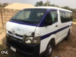 Superb Company neatly used Toyota hiace Hummer bus