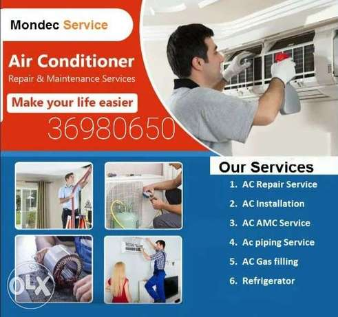 Iftekhar and air conditioning service