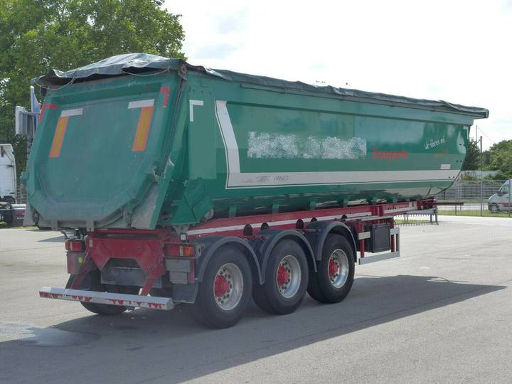 Kempf SKM 35/3*Liftachse*TÜV*36m³*BPW*Rollplane* - 2013 - image 3