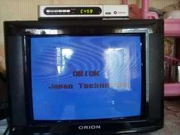 14inch orion TV & startime free to air