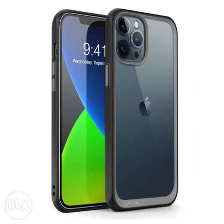 SUPCASE Clear Case Cover For iPhone 11/12/ S20/ Mate 30- أيفون 11/12