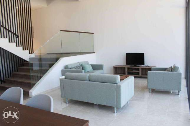 Luxury 3 Bedrooms Sea View With Maid Room Town House UNFURNISHED Qurm