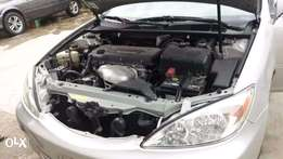 lagos cleared tokunbo toyota camry 04 big daddy v4