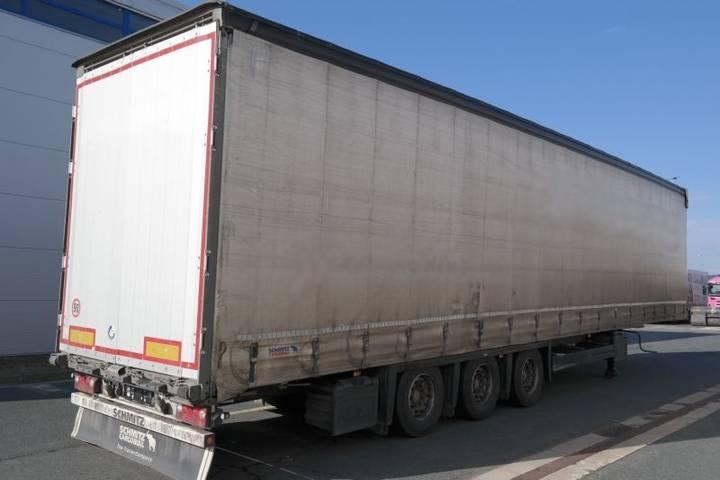 Schmitz Cargobull SCS 24/L low deck - 2015