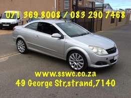2007 Opel Astra 2.0 Turbo Convertable