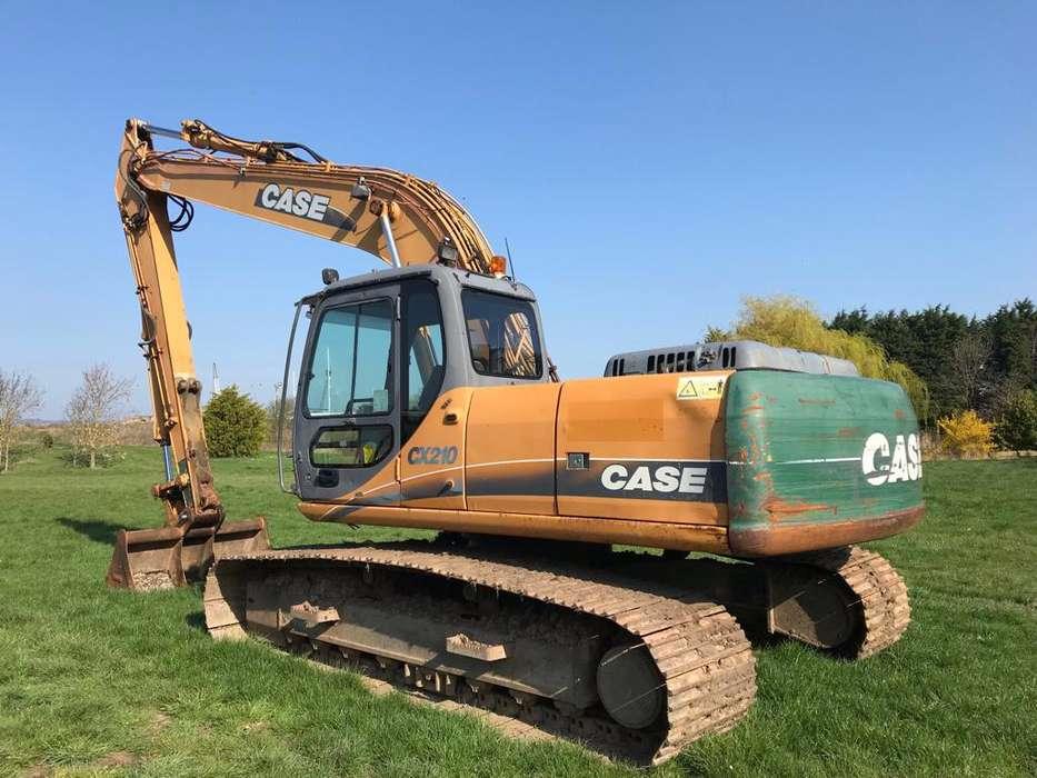 Case Cx 210 Lr - 2000