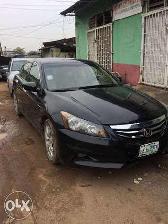 Upgraded Honda Accord evil spirit to 011 neat and drives well Yaba - image 1