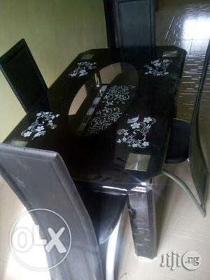 Brand New Imported 4-Seater Dining Table Ikeja - image 1