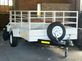 Trailers from R12000 single axles