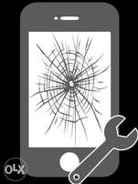 Repair all your broken screen phone/Ipad and other related issues