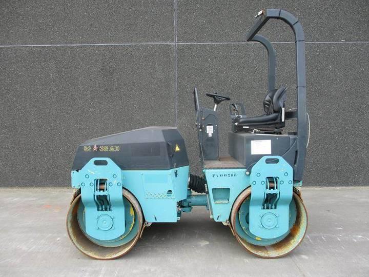 BOMAG Bw 138 Ad - 2006