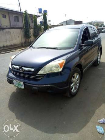 Honda CRV 2007 Model 6Month Used Very Clean Perfectly Condition Naija Ikeja - image 1