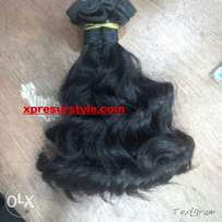 "14"" Double Drawn CurlyTips Fumi Hair"