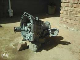 Ford escort (CVH and Zeetec) gearbox