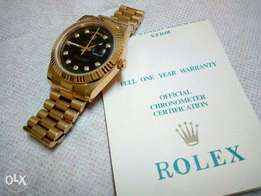 Rolex Day Date in 18KT Yellow Gold