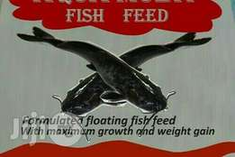 Aqua Multi Fish Feed