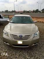 Super clean Toyota Camry muscle 07 model full option