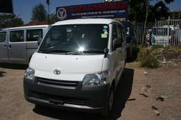 Toyota Town Ace 2010 Model 1500cc Auto Petrol Engine