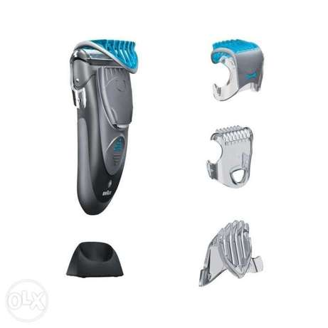 Braun Cruzer 6 face 3 in 1 shaver (like new)