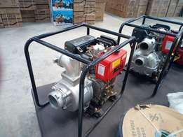 Aico 3 inch Diesel Engine Water pump