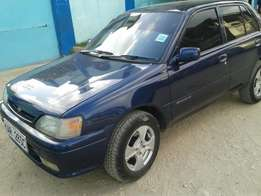 MintToyota starlet Manual 5gear