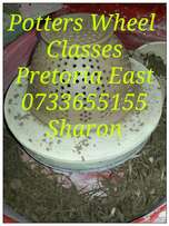 Pottery Wheel Classes