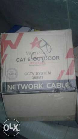 Cat 6 Cable Out Door