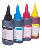 Refill bottle of printer inks now available