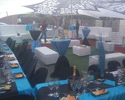 Stretch tents for hire Krugersdorp
