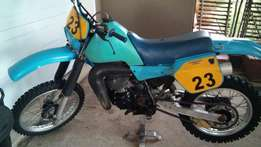 Yamaha IT250 VMX collectors item