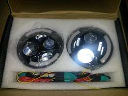JK Head lamps and Fog lamps