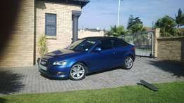 Audi A3 convertable 1.8T Stronic