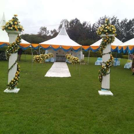 Tents,chairs,decoration Nairobi West - image 1