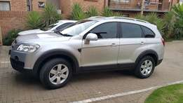 Chev Captiva in mint condition to swap or sell