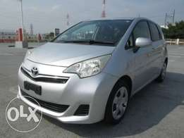 Toyota ractis 2012 new model, fully loaded finance terms accepted