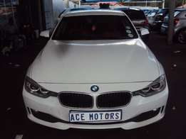 2014 BMW F30 320D M SPORT FOR SALE R240,000