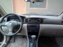 Tincan island cleared Toyota Corolla with factory fitted AC