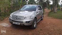 Benz ML formatic