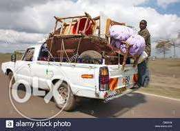 Transport services within Nairobi