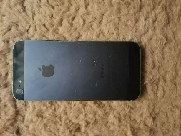 a very clean US used iphone 5 for sale Ikeja - image 2