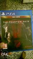 Metal Gear Solid: Phantom Pain for PS4