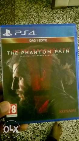 Metal Gear Solid: Phantom Pain for PS4 Yaba - image 1