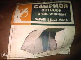 Bella Vista canvas tent