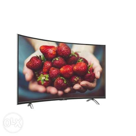 TCL 48 Inch digital smart Wi-Fi curved TV,new and sealed in a shop Nairobi CBD - image 1