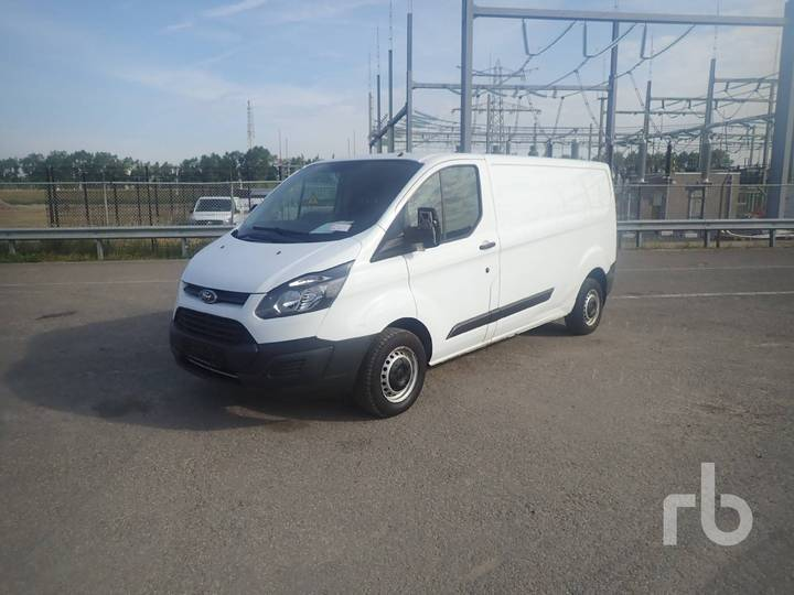 Ford TRANSIT CUSTOM 130T290 - 2016