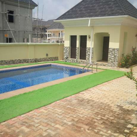 brand new 4bedroom duplex with swimming pool Kaura - image 4