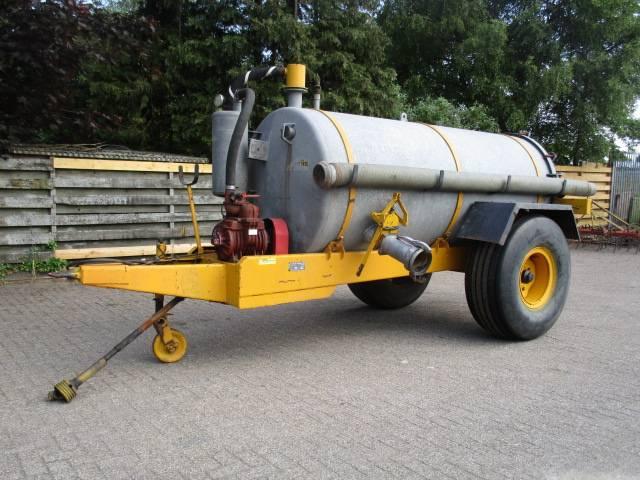 Veenhuis Mesttank 4200 liter