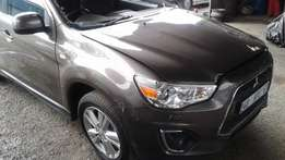2015 Mitsubishi ASX Stripping for spares