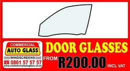 Automotive side glass Special!