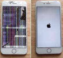 iphone crack screen refurbishment